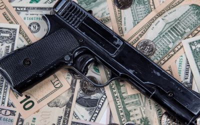 Banks and Guns Don't Mix – or Do They?