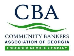 Community Bankers Association of Georgia, Endorsed Member Company
