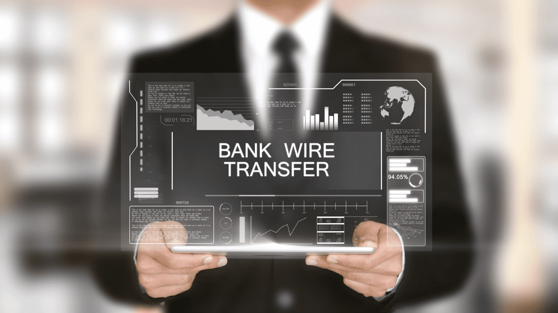 """DON'T GET """"SHORTED"""" ON WIRE TRANSFERS"""